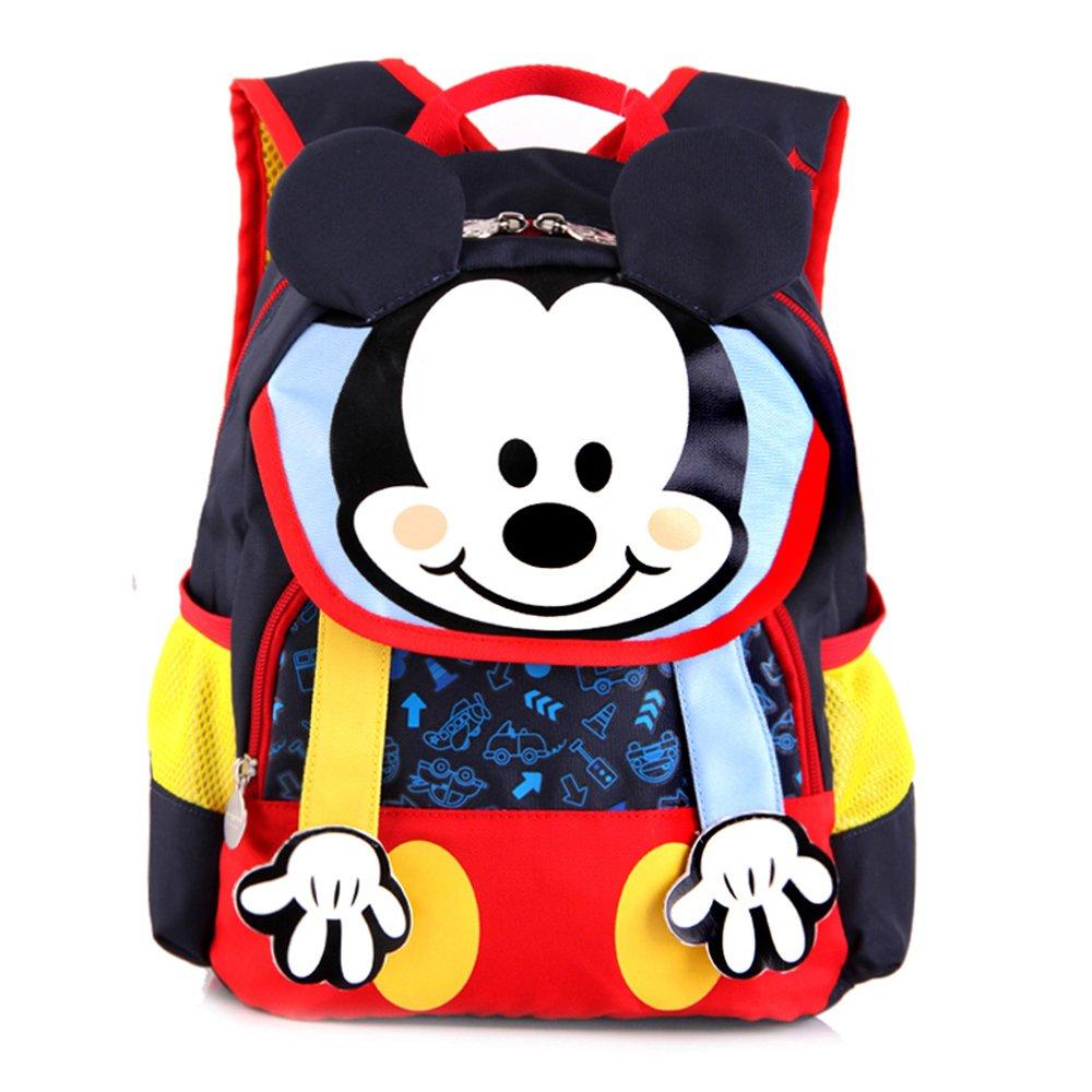 儿童书包米奇可爱卡通幼儿园双肩包童