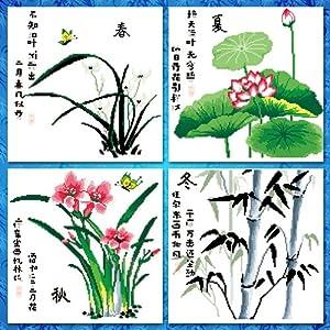 表现春夏秋冬的简单画内容表现春夏秋冬的简单画图片