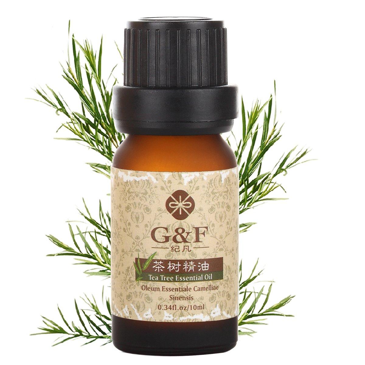g&f 纪凡 澳洲茶树单方精油 10毫升