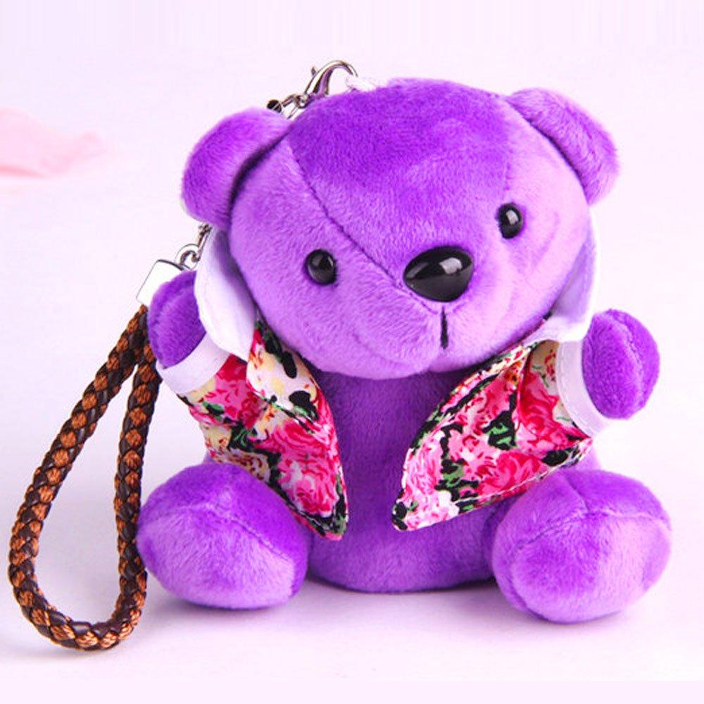 梦18 移动电源手机充电宝 三星苹果iphone5/4s 5200mah 可爱小熊