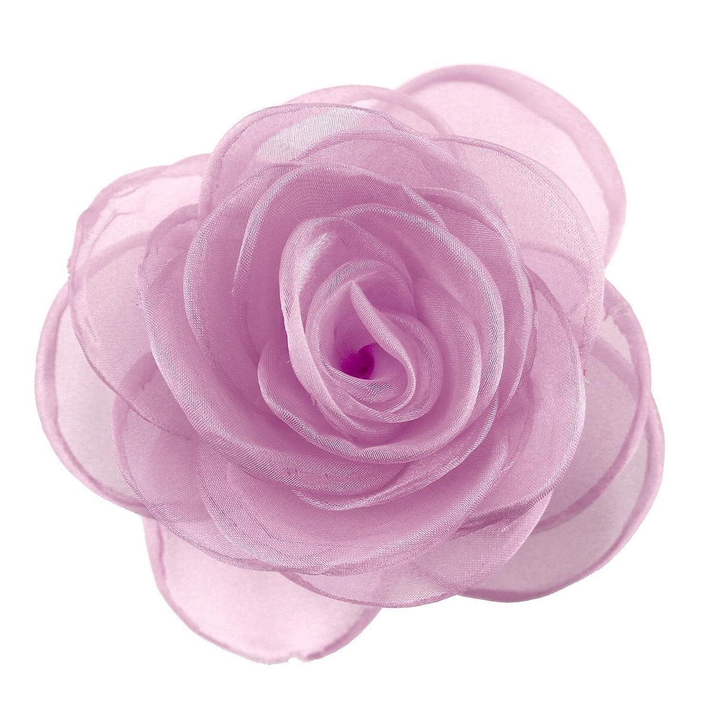 布艺立体花朵制作图解