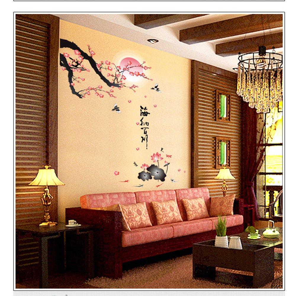 电视墙贴 墙面背景贴 装饰画 装饰贴 电视机墙贴 客厅