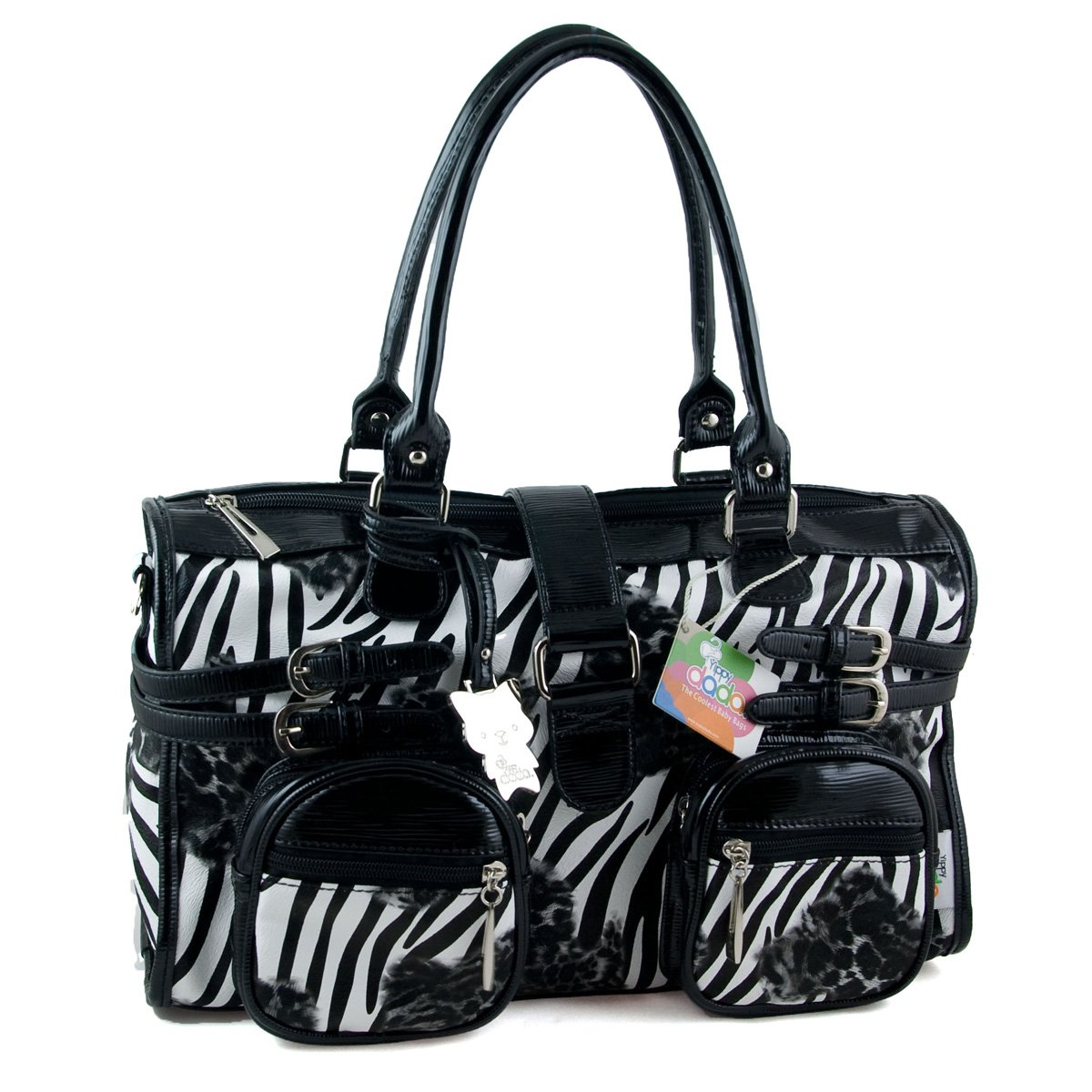 black designer diaper bag  baby diaper