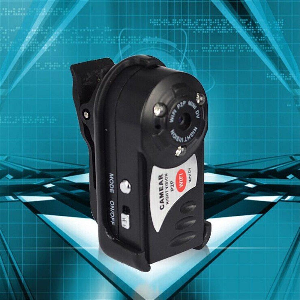 超小隐形红外线夜视 手机远程网络监控 wifi无线摄像头 手机实时监控