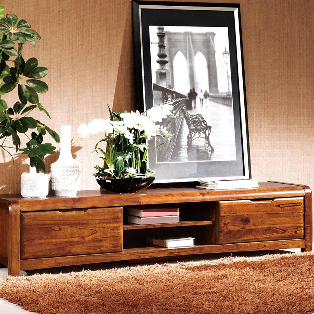 金丝胡桃木家具电视柜图片