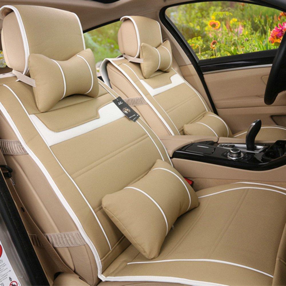 思域 新帕萨特 三菱君阁 世嘉 传祺ga3 汽车用品 新款皮坐垫 恒温舒适