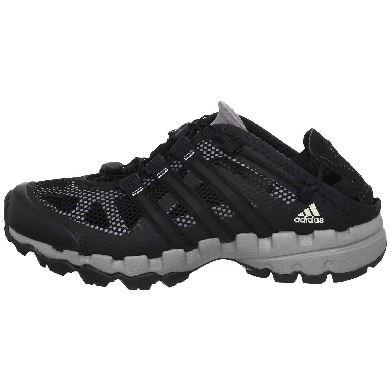 adidas 阿迪达斯 男子 户外涉水多功能越野鞋 Q20991 黑色 406元(用码后306元包邮)