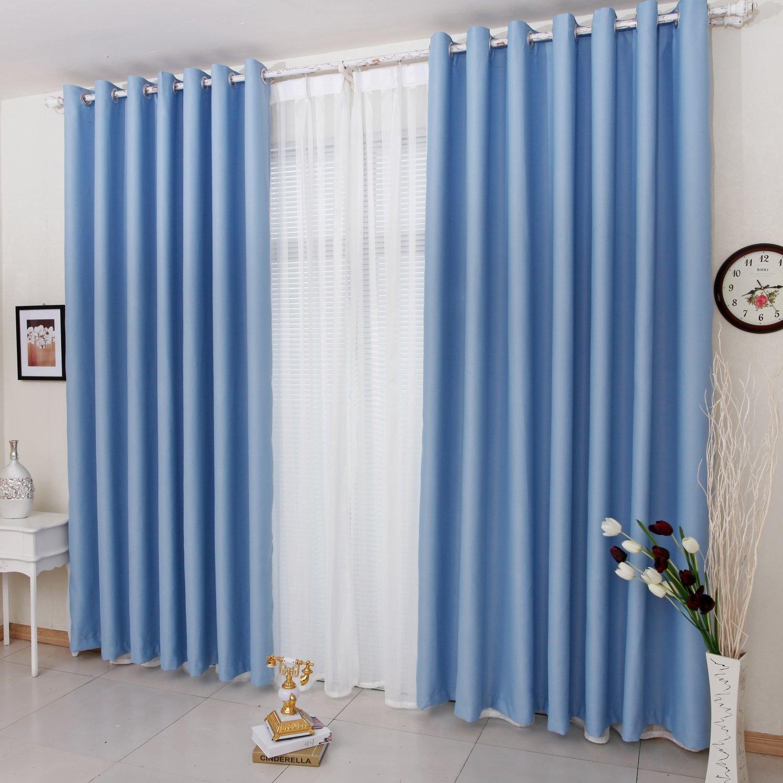 客厅卧室成品遮光窗帘