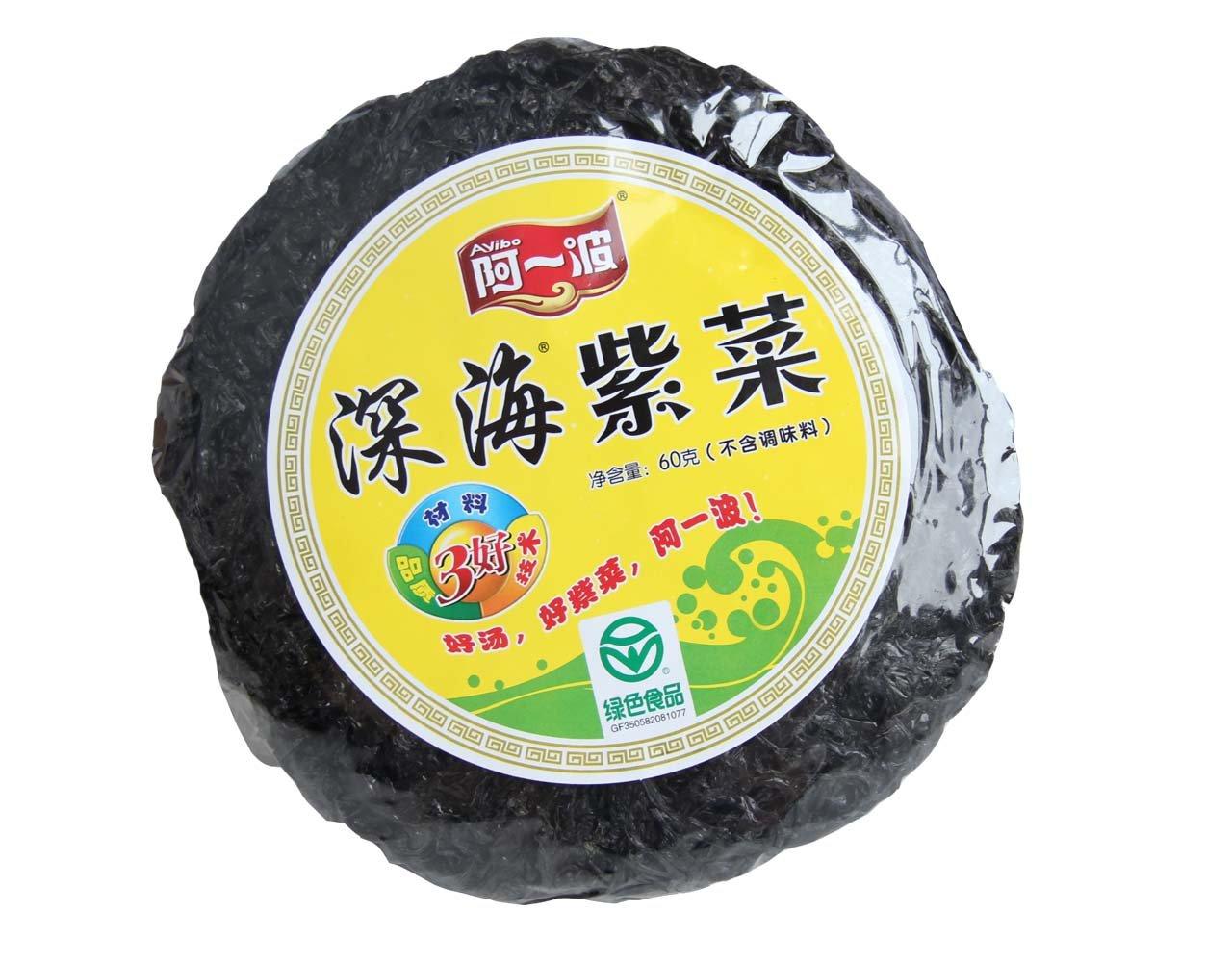 阿一波 深海紫菜60g