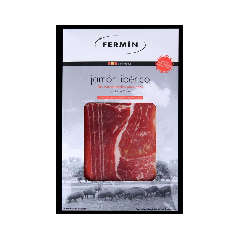 ERMIN 菲铭 西班牙伊比利亚火腿 切片 80g  ¥89