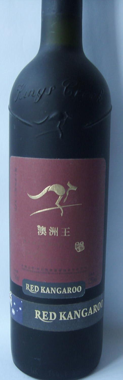 澳洲王 干红葡萄酒 红尾袋鼠(进口)