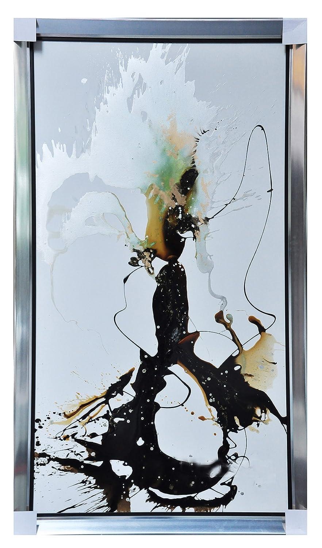 现代流彩装饰画 手绘油画 壁画 客厅挂画配电箱遮挡装饰画 系列一 无图片