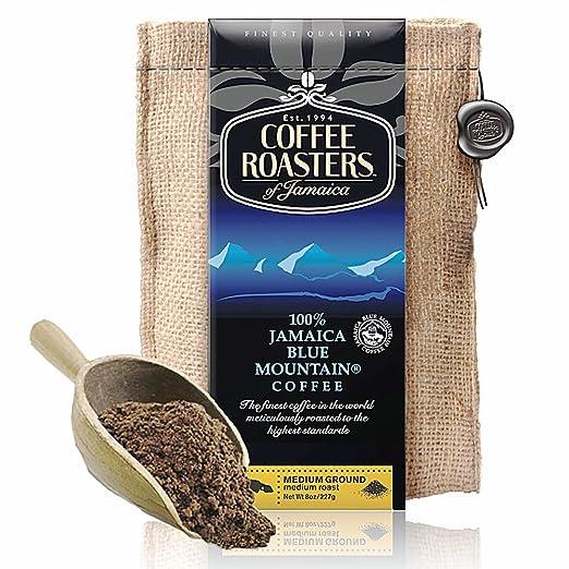 COFFEE ROASTERS诺斯特 227g 100%牙买加蓝山咖啡粉 ¥178