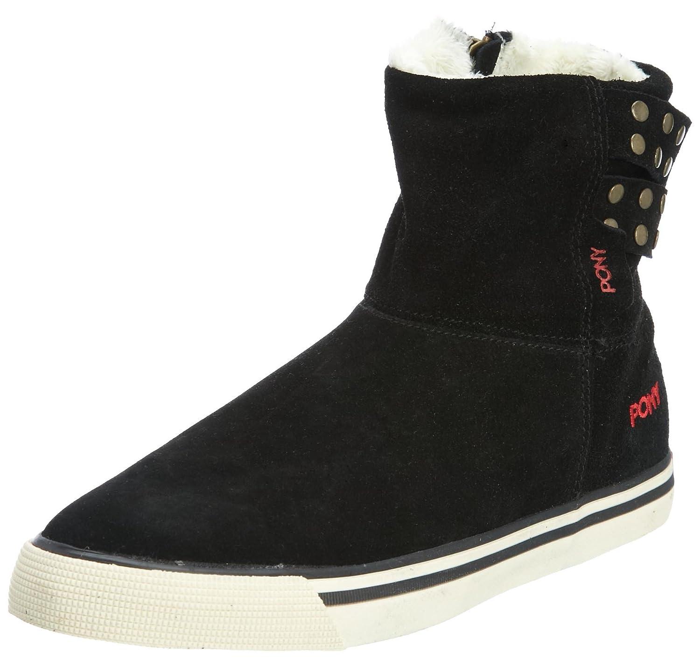 pony 波尼 boots靴子 女帆布鞋/硫化鞋