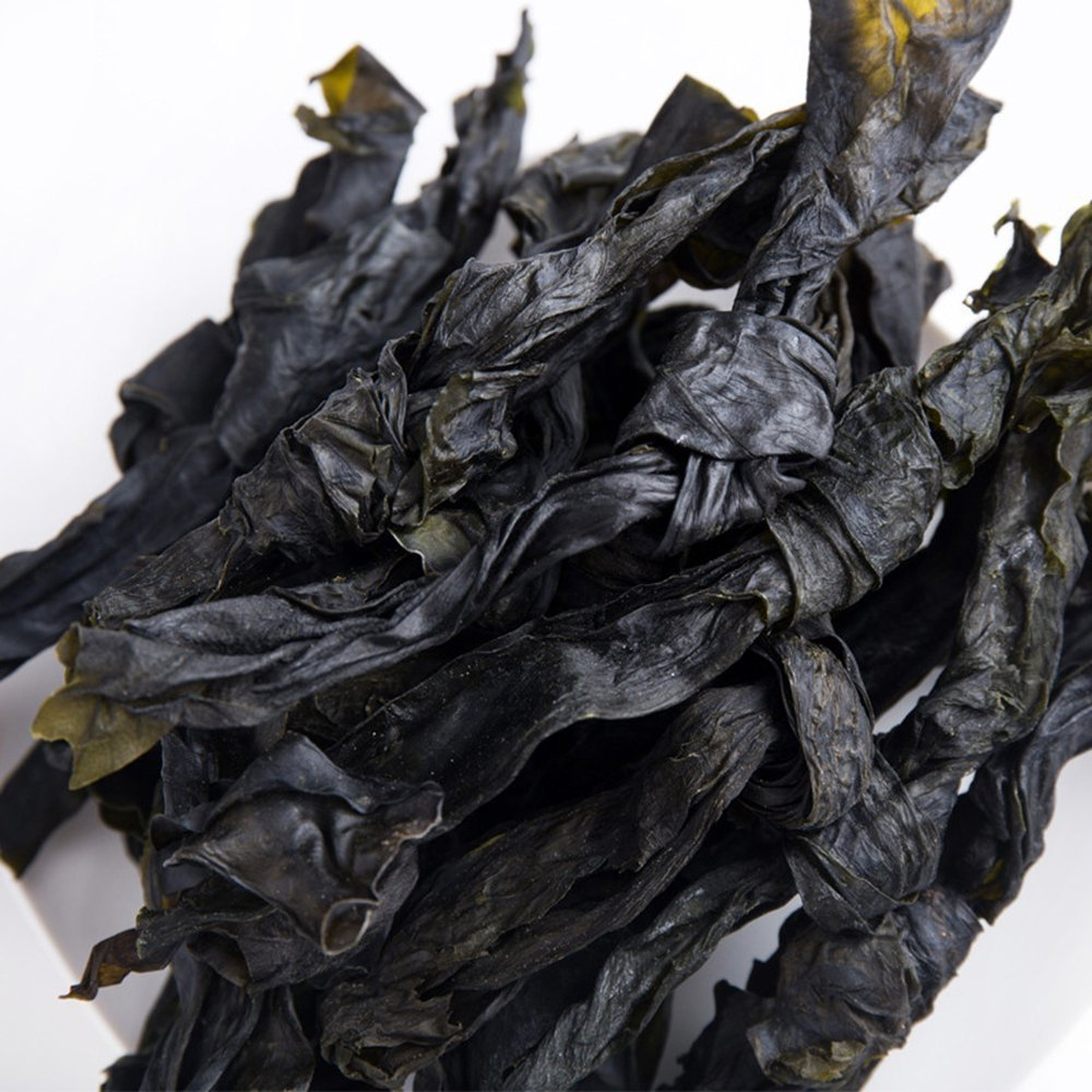 海带结干 纯天然加工海带干海藻 海带结 128g/袋
