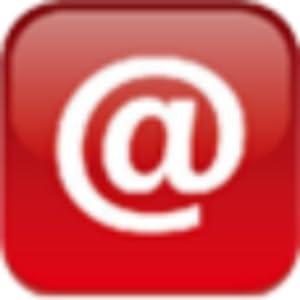 手机邮箱矢量图