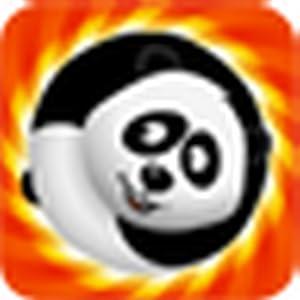 3d熊猫滚滚图片