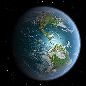 访问地球简笔画