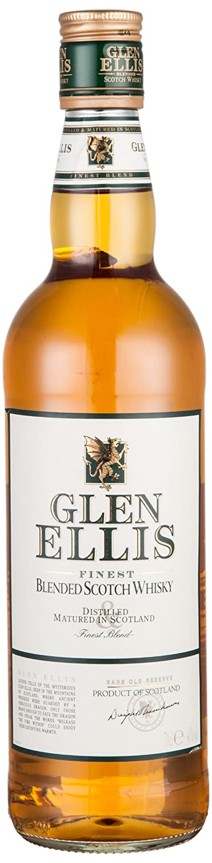 perryellis官网_glen ellis格兰艾利斯威士忌700ml