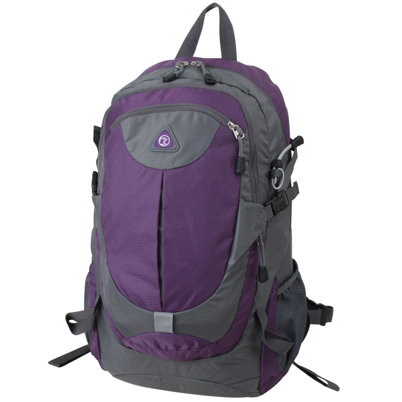 winpard 威豹登山包-双肩背包a570-灰/紫图片