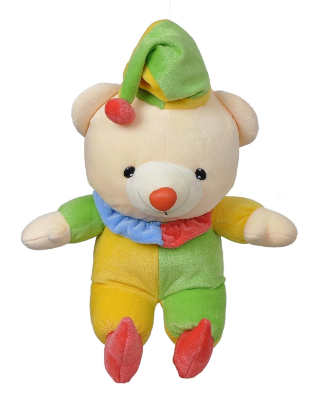 手工制作小丑布偶娃娃