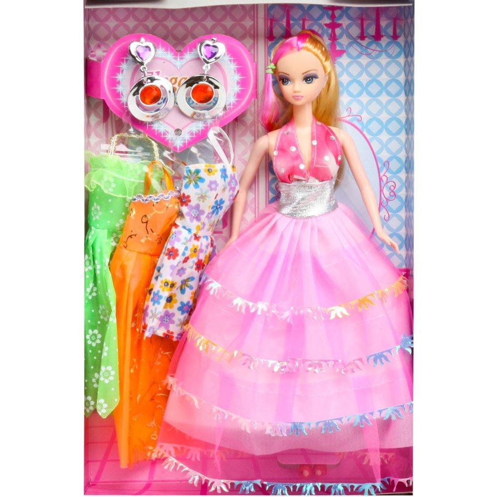娃娃奇特漂亮视频拇指芭比娃娃过家家套装时装公主创意玩具洋娃娃娃八路军与日本积木战争图片