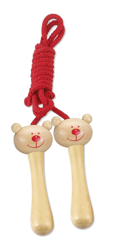 classic world 可来赛 德国熊头跳绳 儿童幼儿园跳跳绳 花样绳子 减肥