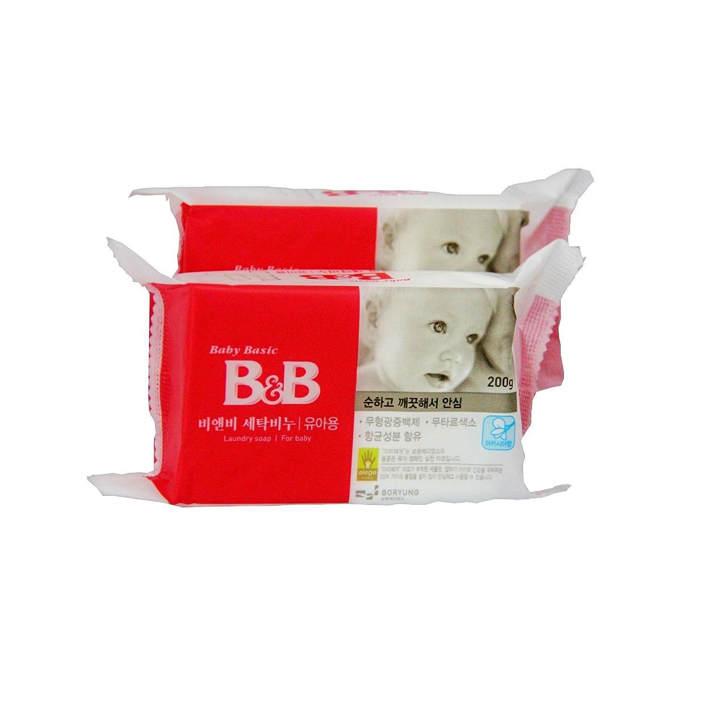 B&B保宁洗衣香皂(洋槐)200g*2 ¥19.9