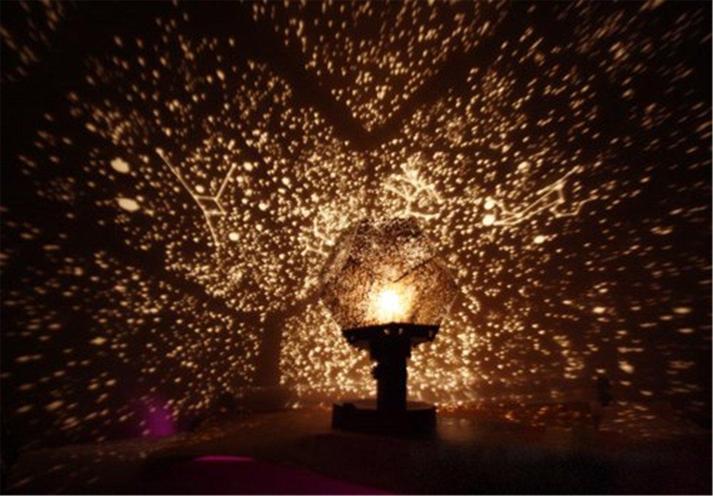 四季星空投影灯 超浪漫diy夜空投影仪 创意礼品生日礼物 送给女生女友图片