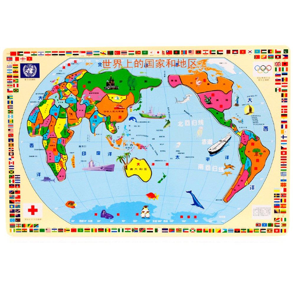 世界地图的简笔画_世界地图简易画法手绘