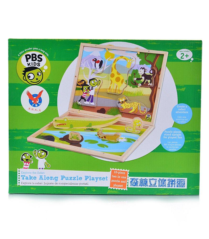 英德 趣味玩具 森林立体拼图 多色花纹 均码