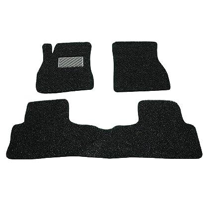 汽车脚垫丝圈 专车专用按车型定制款 黑色