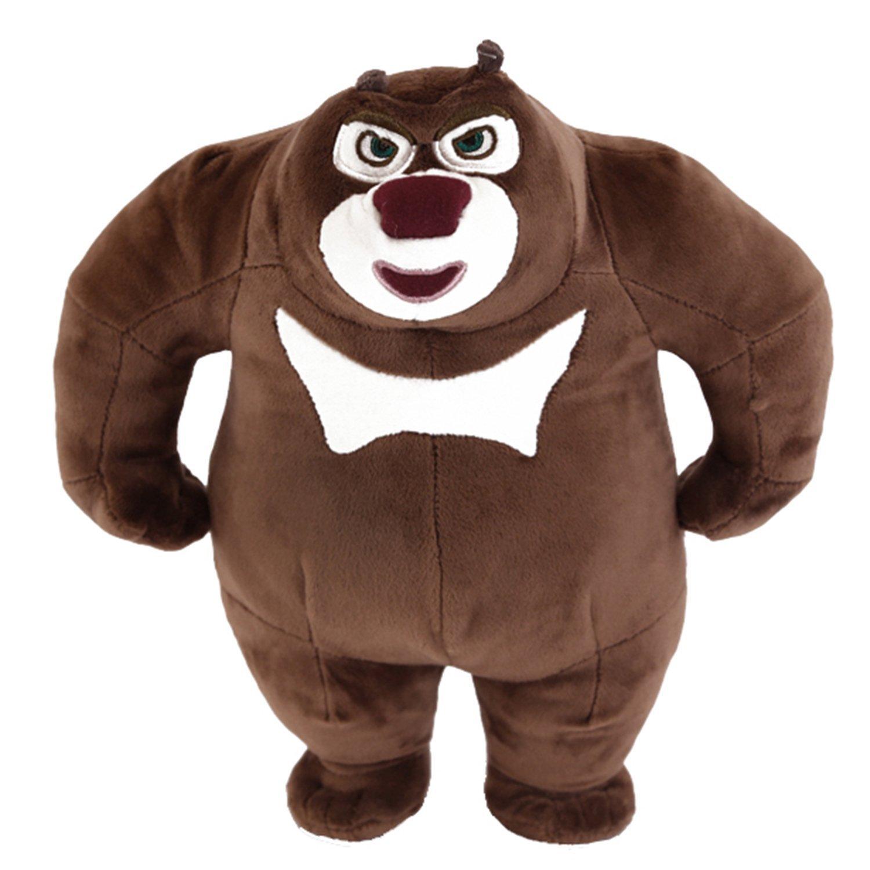 gtlo 哥特里奥 毛绒玩具 熊出没套装公仔 熊大 毛绒玩具 娃娃公仔 (48