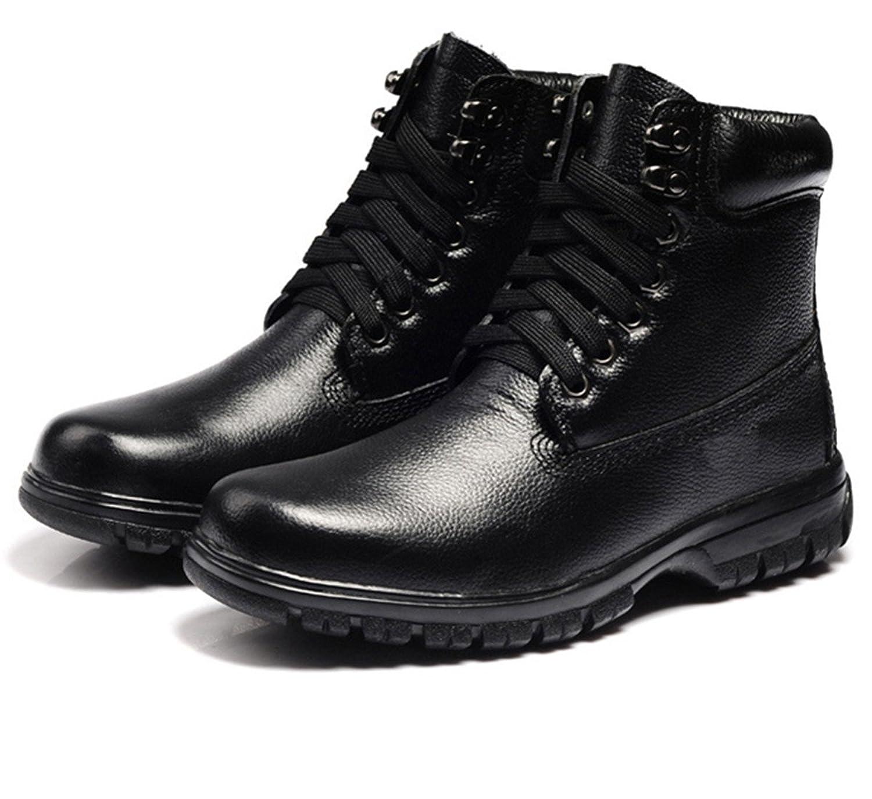 男靴鞋带系法图解
