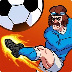 关于足球的图片卡通