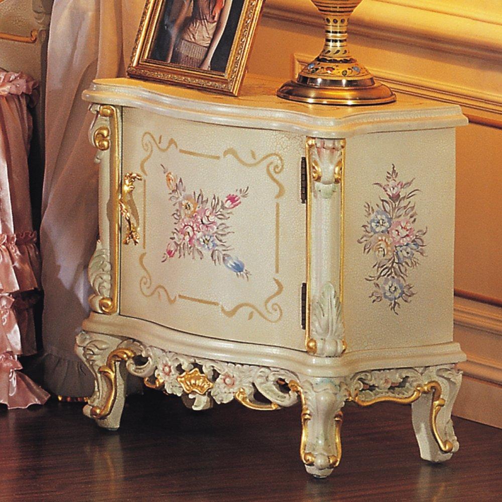 意大利风格 欧式古典 经典热卖手工雕刻实木柜 0319床头柜