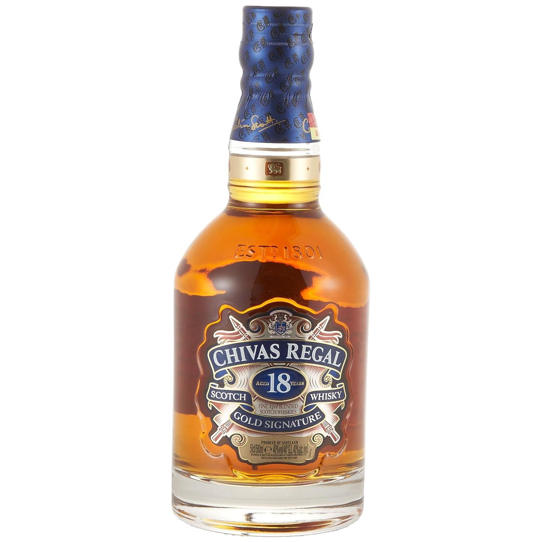 Chivas Regal芝华士18年苏格兰威士忌500ml  ¥349-50