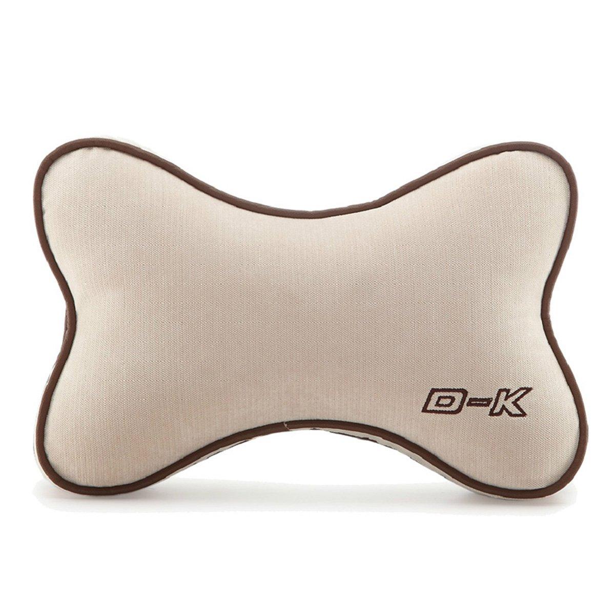 淇淇色性影院_淇淇d-k 汽车头枕 行车用护颈枕头靠 记忆棉立体骨头枕 单个装 高级