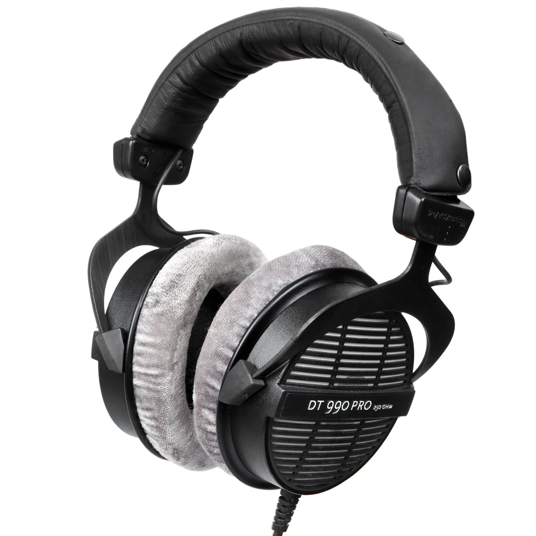 美行新低,beyerdynamic 拜亚动力 DT990 PRO 耳机250欧  $147.85