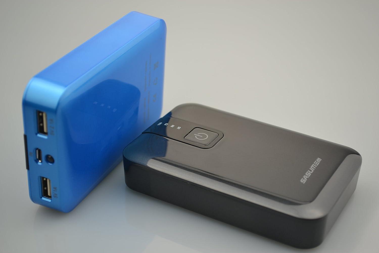 s-9100移动电源(蓝黑套装)-价格