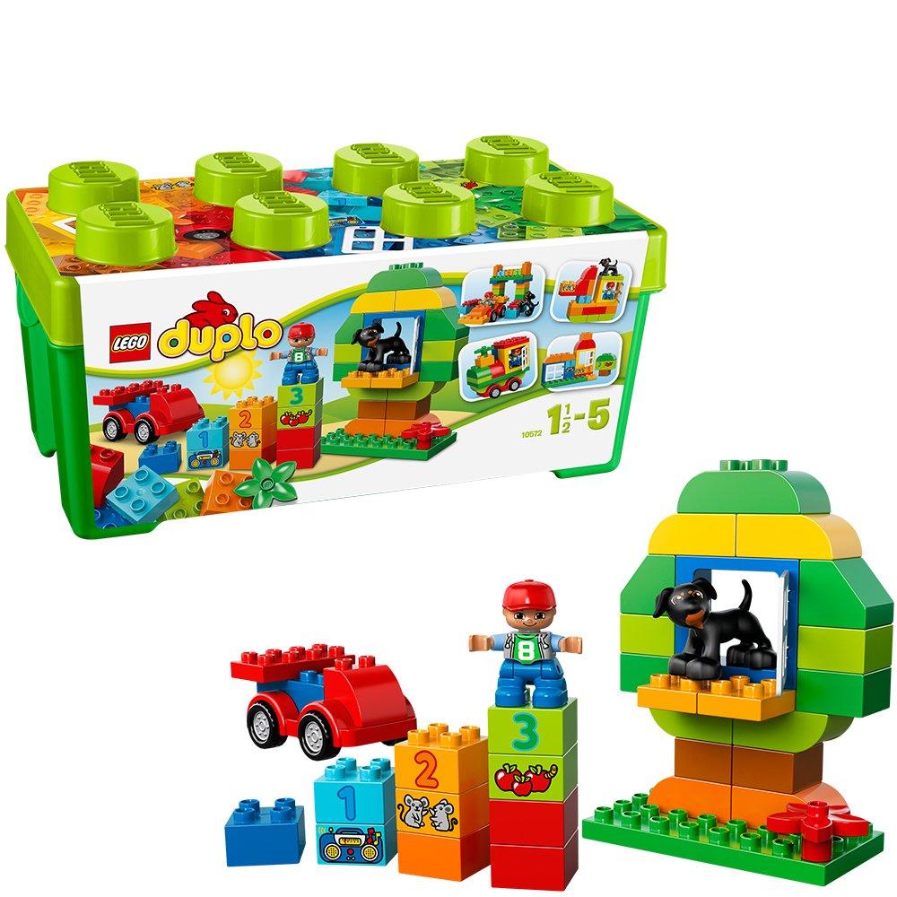 LEGO 乐高 得宝创意拼砌系列 多合一趣味桶,¥209包邮(¥239-20-10)