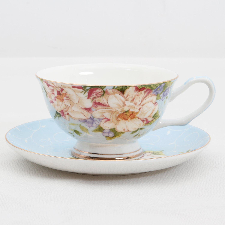 餐具 陶瓷 下午茶时间 点心盘 西餐盘 茶杯 勺子 叉子