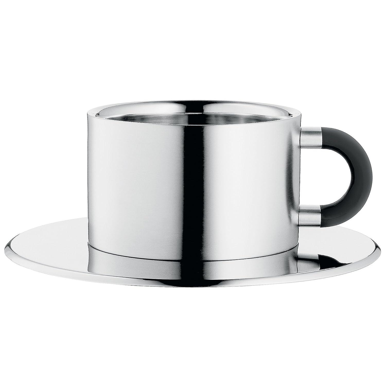 德国wmf 福腾宝 coffee tea/不锈钢托咖啡杯(大)