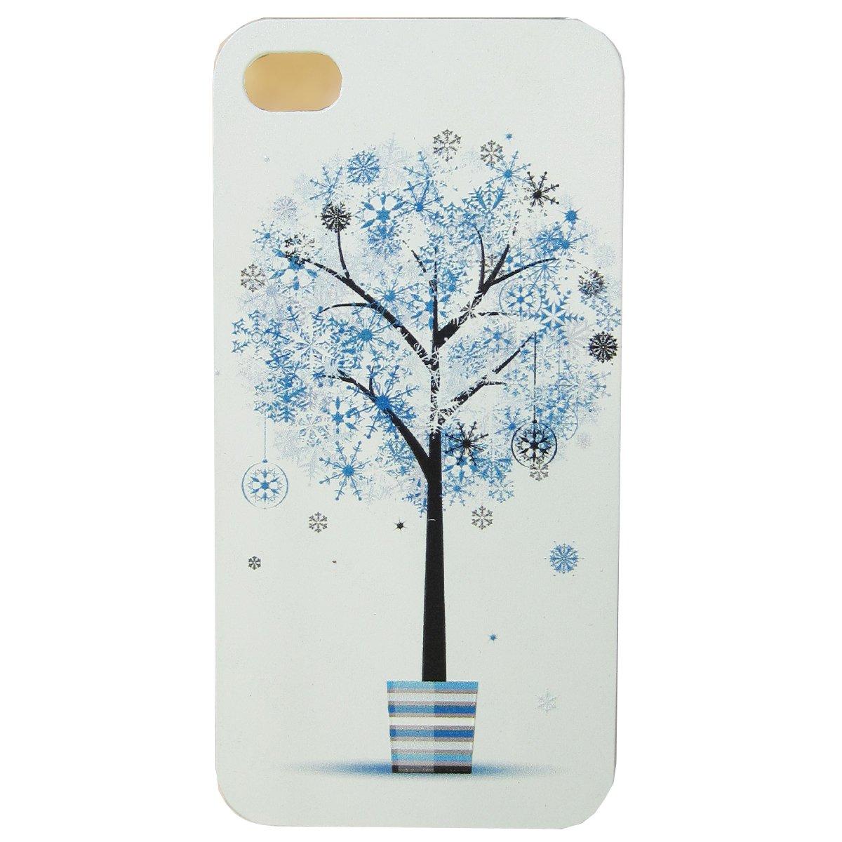 壹号坊 iphone5 浮雕彩绘精品手机壳 童话森林 dl01