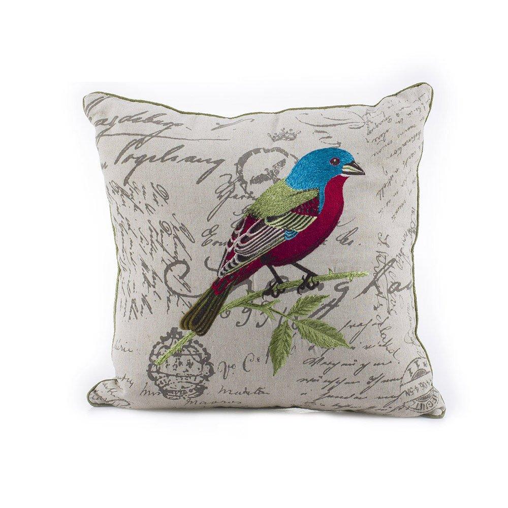 creative home 可立特 美式乡村床头靠垫 沙发抱枕 办公室抱枕 含芯图片