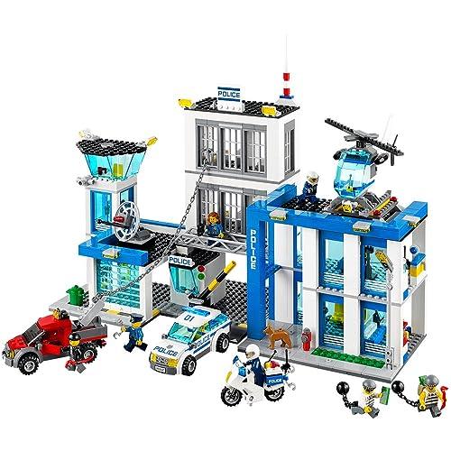 LEGO 乐高 60047 城市组 警察总局