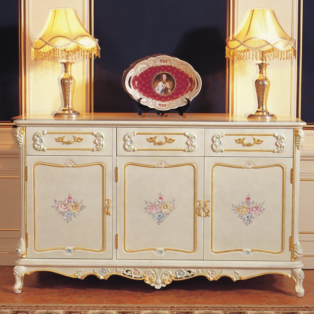 fp 沛俪菲帕 欧式奢华 浪漫古典家具 经典热卖手工雕刻实木柜 意大利