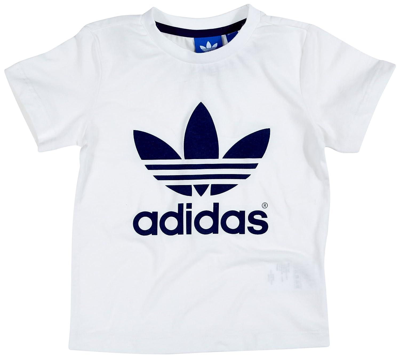 adidas originals kids 阿迪达斯三叶草 essentials 婴儿 t恤