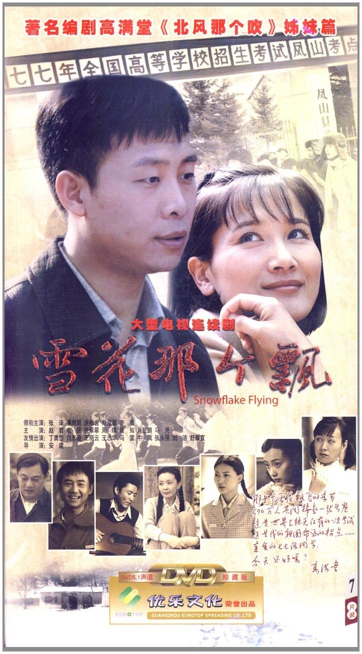 雪花那个飘(7dvd)