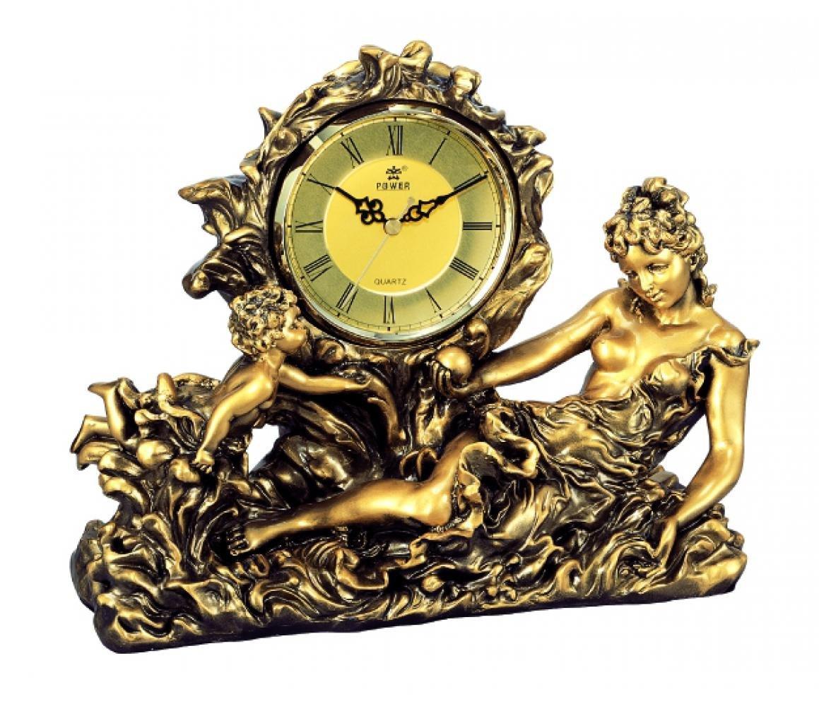 欧式复古文艺装饰座钟